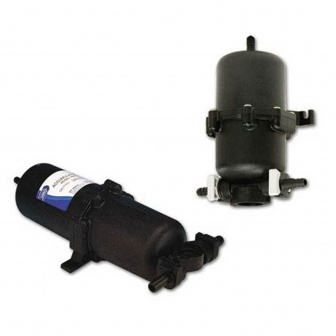 Jabsco drukvat - Hydrofoor 1 en 0,6 liter