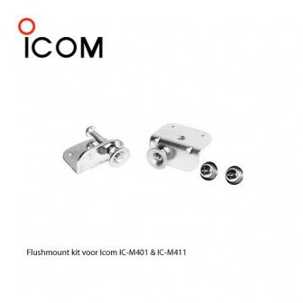 Icom inbouw kit voor Icom marfioon M411 en M401