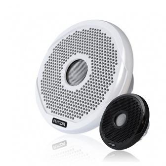 Fusion 6 Inch waterbestendige speakers levering met wit en zwart front