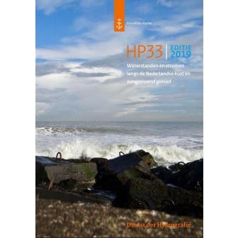 Getijtafel HP 33: Waterstanden en Stromen 2019
