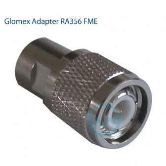 Glomex RA356 Adapter FME Male naar TNC Male