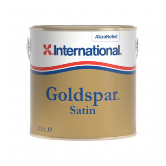 International 1-componenten Goldspar Satin