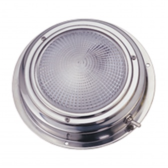 LED plafondlamp, RVS 304