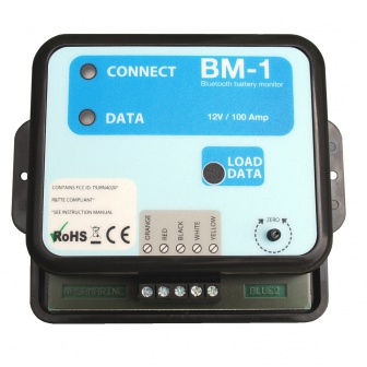Nasa Bluetooth Battery monitor BM-1 BT