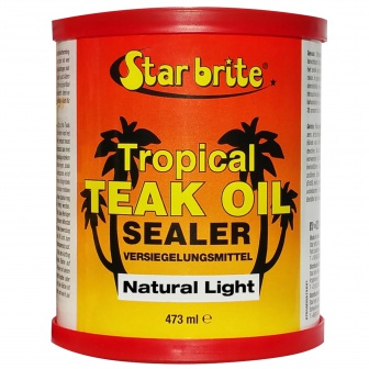 Starbrite Tropical Teak Oil Sealer