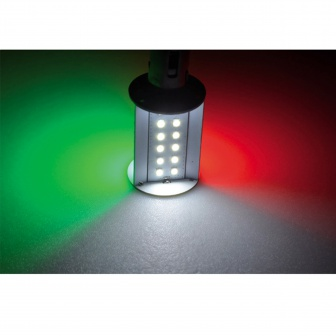 Talamex LED 12V BAY15d 36xSMD Driekleuren LED