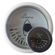 Wema Roerstandmeter 58 mm