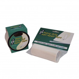 HD Zeilreparatie tape wit, 50/ 100mm breed, rol 2 meter