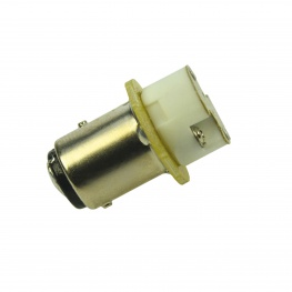 Adapter BAY15d bajonet fitting naar G4 voor LED en halogeen
