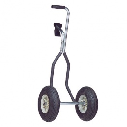 Rubberboot boeg trolley