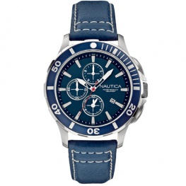 Nautica Watersport horloge BFD 101 Dive Style Chrono