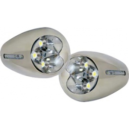 Allpa High Power Hull verlichting opbouw LED