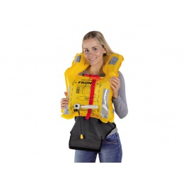 Besto Reddingsvest BumBag 150N Manual