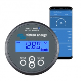 Victron Battery Monitor BMV-712 SMART met app