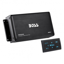 Boss MC900B Black Box 500 Watt, Bluetooth en Remote