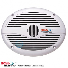 Boss Marine waterbestendige, ovale speakers MR690