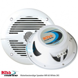 Boss Marine Waterbestendige Speaker MR60W.