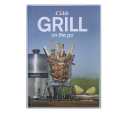 Cobb Receptenboek, Cobb Grill on the GO (2de kookboek)