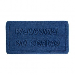Deurmat Welcome On Board - 25x48 cm