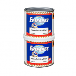 Epifanes 2-componenten Epoxy Finishing Filler