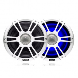 Fusion Marine Signature Speakers-8,8 inch 280watt SG-FL88SPW