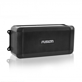 Fusion MS-BB300 Black Box marine radio entertainment system, voorzijde black box