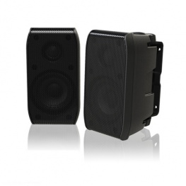 Fusion Marine Cube Speakers MS-BX3020 Opbouw