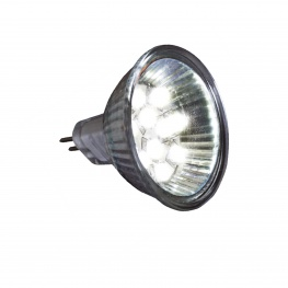 Losse LED MR16 10 x SMD LED. 2,5 Watt (15 Watt halogeen)