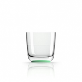 Onbreekbaar Whiskey glas groen/glow in the dark - Marc Newson