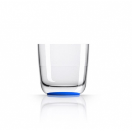 Onbreekbaar Whiskey glas navy- Marc Newson