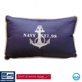 "Bootkussens type ""anchor"" Kleur: Navy Nautic Gear, de Watersportwinkel"