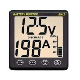 Nasa Battery Monitor BM-2 12 volt
