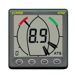 Nasa Clipper Windsnelheid en Windrichtingmeter V2.0