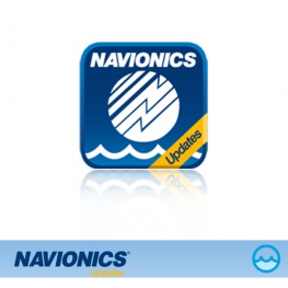 Navionics Waterkaart update