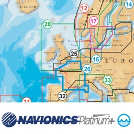 Navionics Platinum Plus 26P France