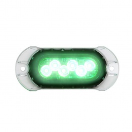 Onderwaterverklichting LED Light Armor Groen 12 - 24 volt