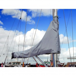 Blue Performance Grootzeilhuik Sailcover, ademende main sail cover