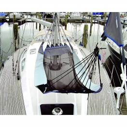 Blue Performance Hammock, hangmat voor de boot