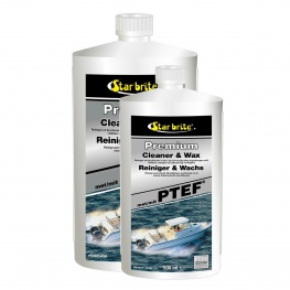 Premium Cleaner & Wax met PTEF