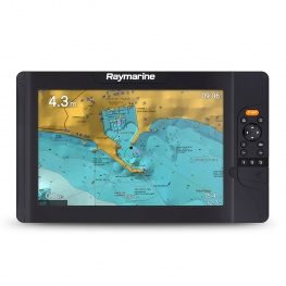 Raymarine Element 12S Kaartplotter Navigatie Display met GPS en Wifi