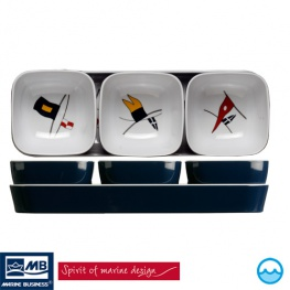 Scheepsservies Regata tappas / snackset