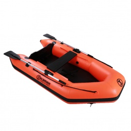 Talamex Rubberboot Orange Lion Edition 230 Lattenbodem - schuin voor