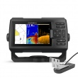 Garmin Striker PLUS 5cv CHIRP Fishfinder met spiegeltransducer en GPS