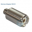 Glomex RA351 Adapter FME Female -  PL259 contra