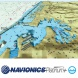 Navionics Platinum Plus: 3D imaging