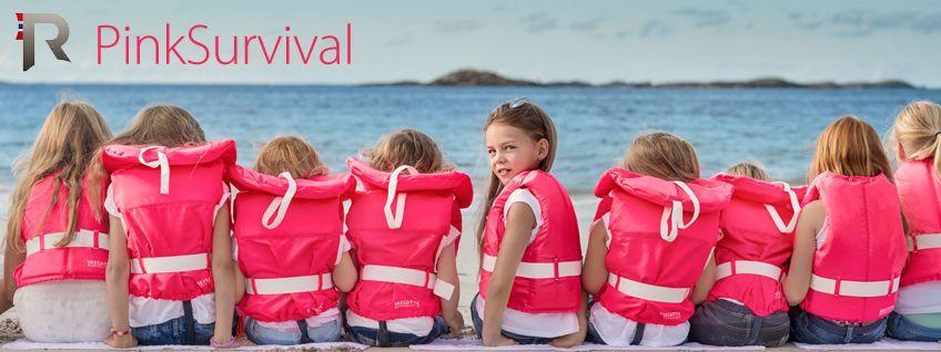 Regatta reddingsvest voor meisjes