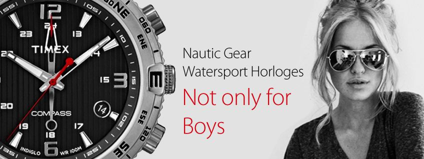 Watersport Horloges