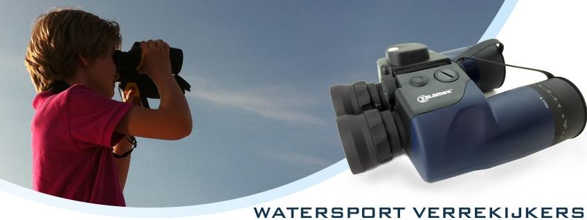 Watersport verrekijker 7x50